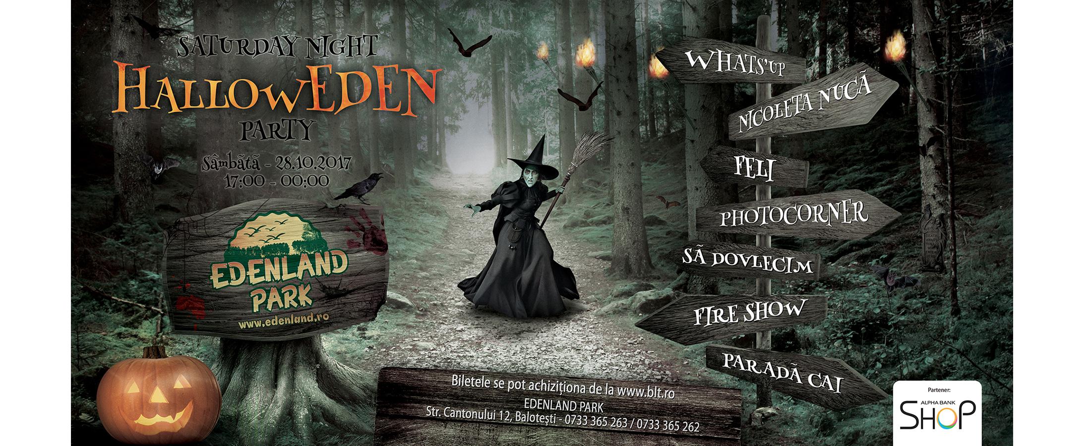 Halloween-Edenland